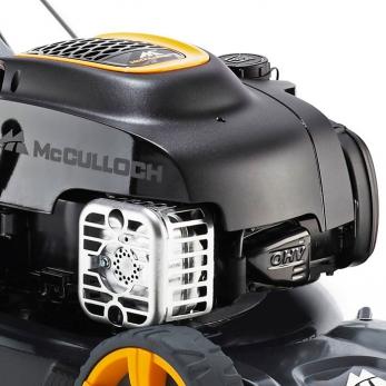 fahrzeuge und motorger te richter gmbh rasenm her benzin mc culloch m 40 125 benzinm her b. Black Bedroom Furniture Sets. Home Design Ideas