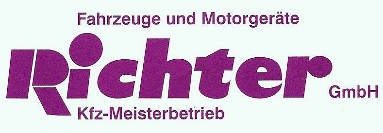Fahrzeuge und Motorgeräte Richter GmbH-Logo
